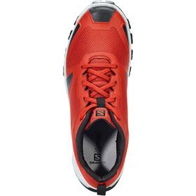 Salomon XA Collider Zapatillas Hombre, red ochre/black/cherry tomato